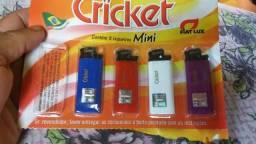 Cricket mini 2 hje rápida?