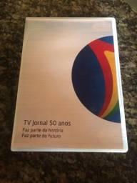 DVD TV Jornal 50 anos