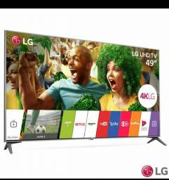 Tv 49 polegadas 4k smart lg