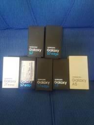 Caixas Samsung S7 e S7 edge