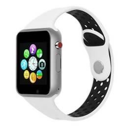 Relógio inteligente M3 (Smart Watch) Android e Ios (cores)