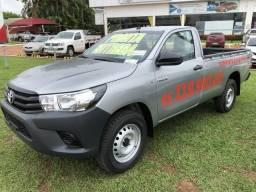 Xapuri Motors - Hilux CS zero km - 2018