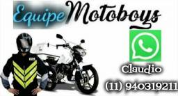 Motoboy entrega rápidas - 2015
