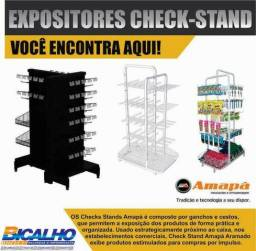 Expositor check-stand