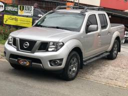 Nissan Frontier Attack - 2014