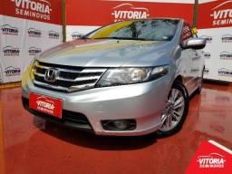 Honda City LX 1.5 Automático - 2014