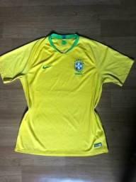 Camisa Brasil 2018 Nike oficial