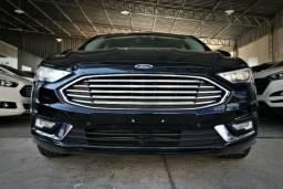 Ford Fusion Titanium Awd C/ Teto Solar 2.0. Preto 2016/2017 - 2017