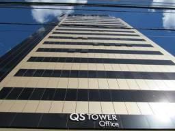 A sala 37 m² 8º Anadar Nascente QS Tower -