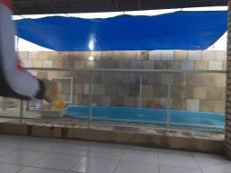 Alugo Casa Tibau com Piscina
