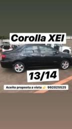 Corolla Xei 13/14 - 2014