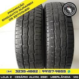 Pneus Seminovos 205 75 R16 Michelin