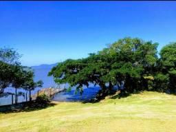 Casa de frente para lagoa de Imaruí250.00