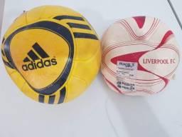 Bolas oficiais nunca usadas (precisa encher) 65864b1ea7692