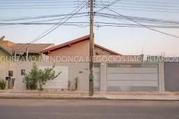 Casa Térrea Jd Itatiaia, 3 quartos sendo um suíte