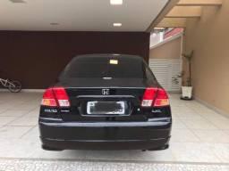 Honda Civic 2006 - LXL Preto - Mec - 2º dono, aceito trocar por FIT 2010 aut ou HB20 aut