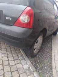 Clio 2004 com ar condicionado