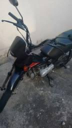Moto pop 100 ano 2012