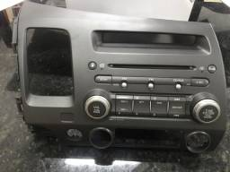 Radio Cd Player Mp3 Honda Civic 1.8 2007 2008