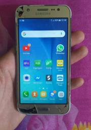 J5. Todo bom. Celular Samsung.