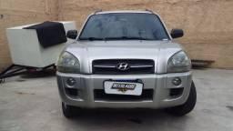 Hyundai Tucson GL 2.0 Gasolina 2006 Completo
