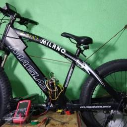 Conserto de bateria lítio, conserto em ouvebord, bicicleta elétrica