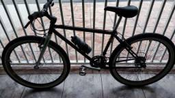 Bike aro 26 toda Shimano e revisada