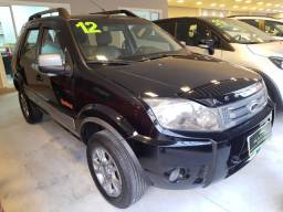 ECOSPORT 2012 1.6 XLT Freestyle flex manual completo