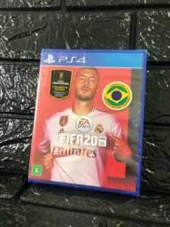 Jogo FIFA20 p/ PS4 ( LACRADO )