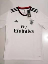 Camisa Benfica Reserva Adidas 18/19 - Tamanho: M