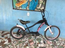 Bike custon chopper Chily beans