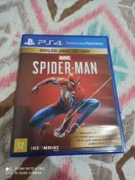 Jogo do homem-aranha ps4