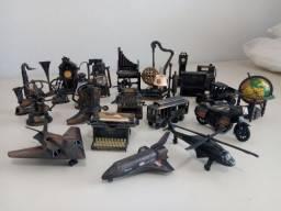 Apontadores de ferro - coleção - 25 unidades