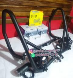 Acessórios e equipamentos de proteção para vc Moto Boy