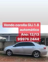 Corolla GLI Automatico - 2012