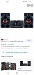 Mini system LG XBOOM CK43 220W