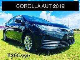 Toyota Corolla 2019 - Aceitamos troca e financiamos! - 2019