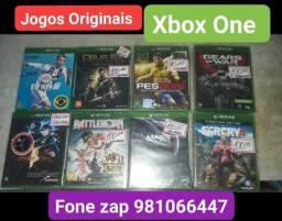 Jogos Xbox One futebol farcry e outros comprar usado  Fortaleza