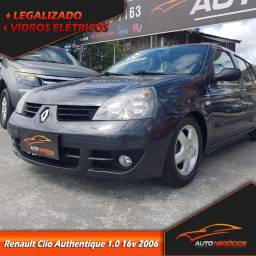 Renault Clio Authentique 1.0 16v 2006