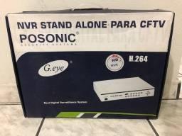 NVR Stand Alone para CFTV - Posonic
