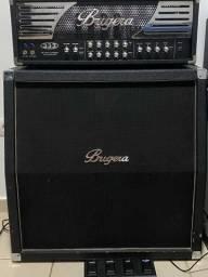 Bugera 333 + caixa 4x12