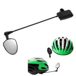 Espelho Retrovisor Regulável 360° Óculos Bike Bicicleta
