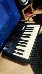Controlador M-Audio midi
