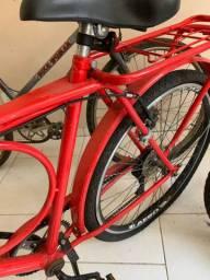 Barra circular Bicicleta barra forte
