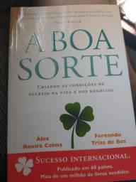 Livro: A Boa Sorte