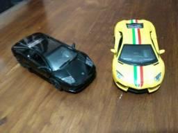Kinsmart Miniaturas Carros - Lote - 02 carros- Ler descricao
