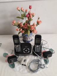 Telefone sem fio Panasonic