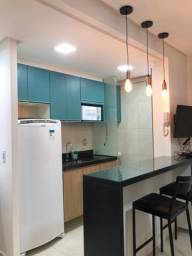 Apartamento mobiliado no Studio Designer na Holandeses