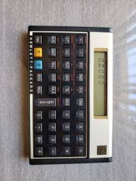 Vendo calculadora HP 12c Gold