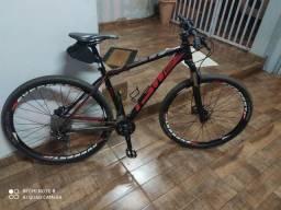 Bicicleta tsw kit deore aros Everest bike top